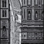 The Duomo in Florence, Italy in Early Morning