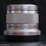 Olympus M.Zuiko 45mm f/1.8