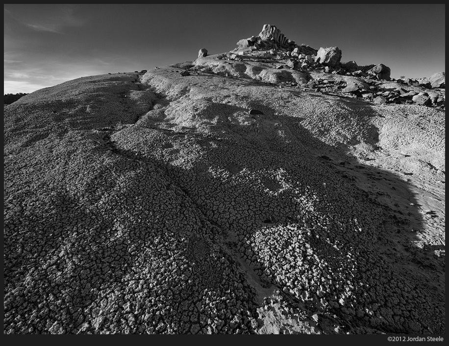 Rising Mound - Ojito Wilderness, NM - Panasonic GH2 with Panasonic 7-14mm f/4