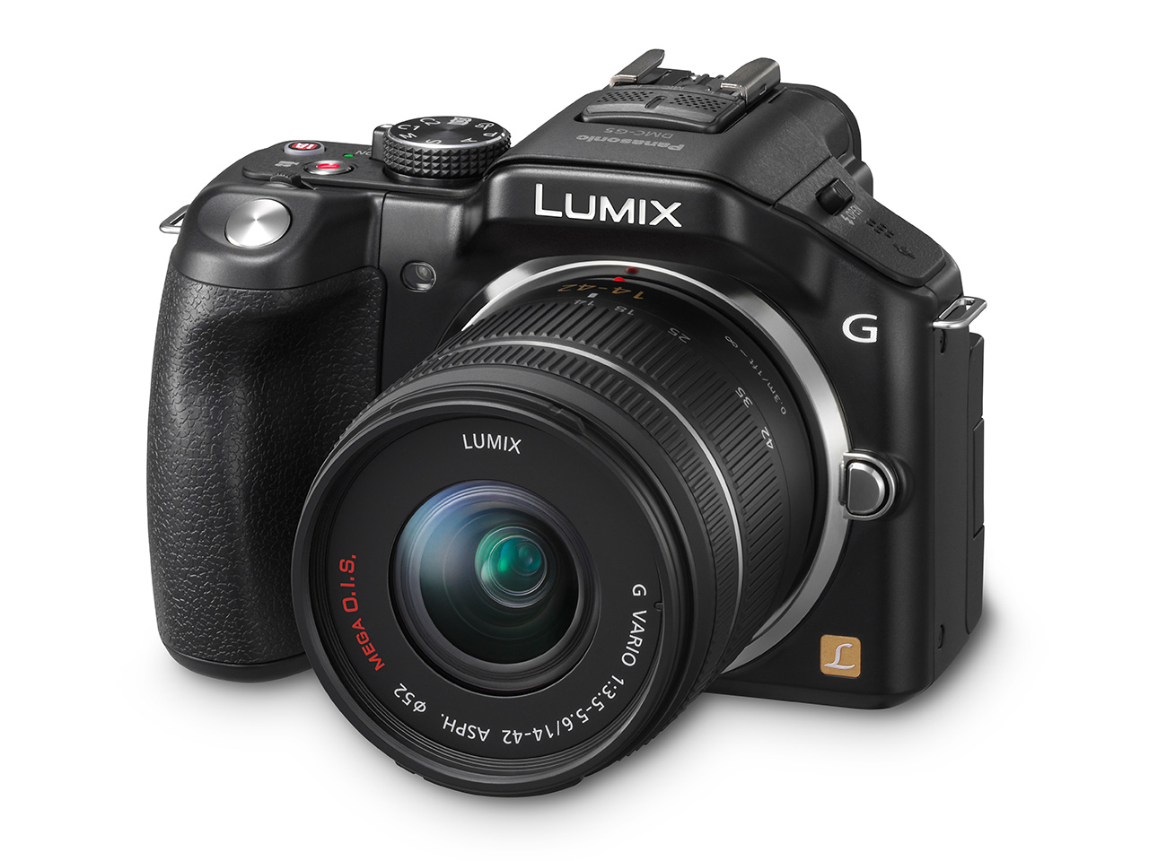 The new Panasonic G5