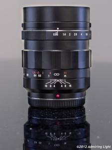 Voigtländer Nokton 17.5mm f/0.95