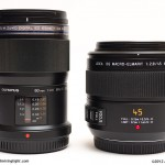 The Contenders: The Olympus 60mm f/2.8 Macro and the Leica 45mm f/2.8 Macro