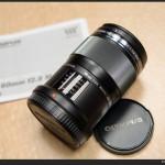 The Olympus M.Zuiko 60mm f/2.8 Macro