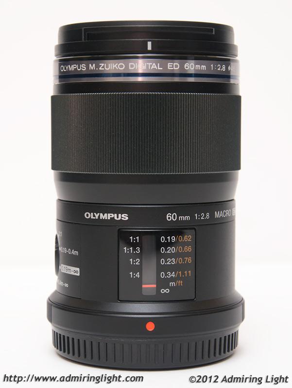 Olympus M.Zuiko 60mm f/2.8 Macro
