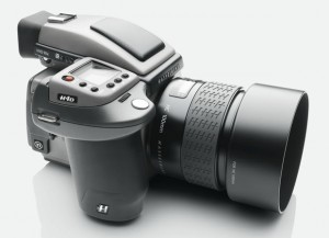 The Hasselblad H4D-60, a Medium Format Digital Camera