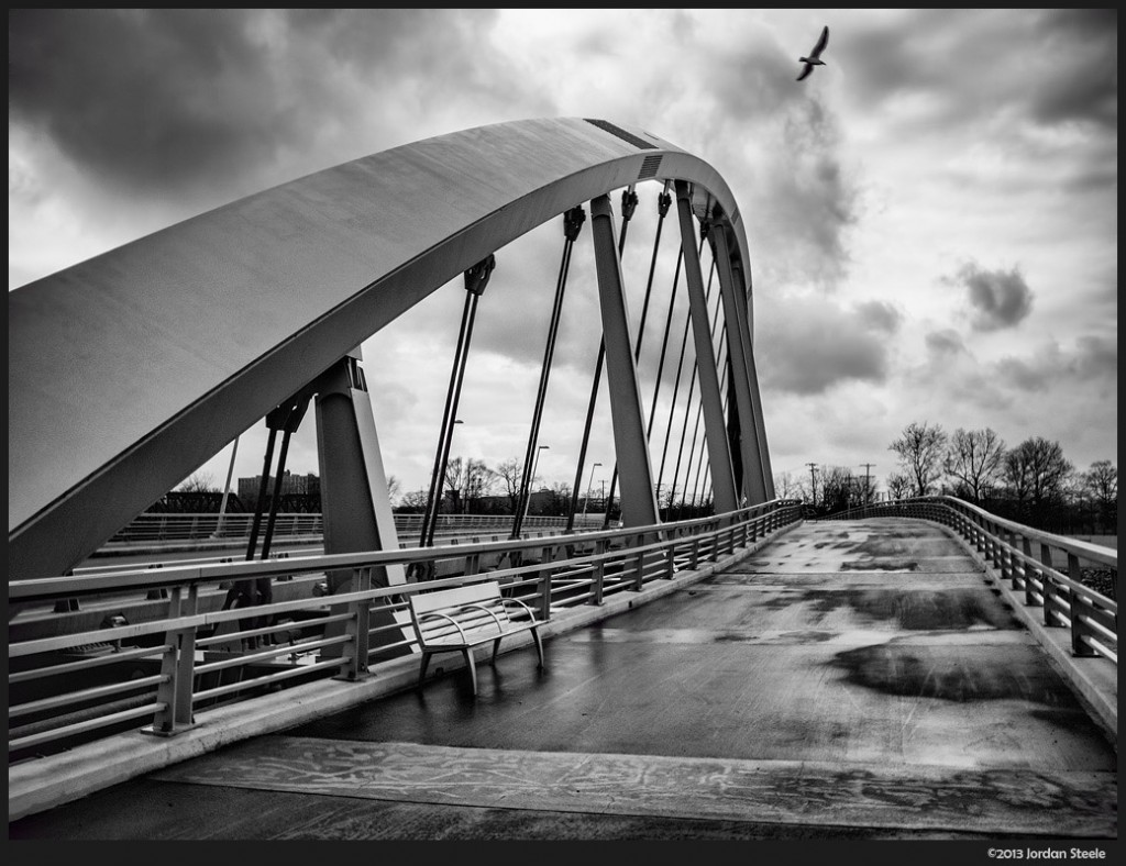 Main Street Bridge - Olympus 15mm f/8