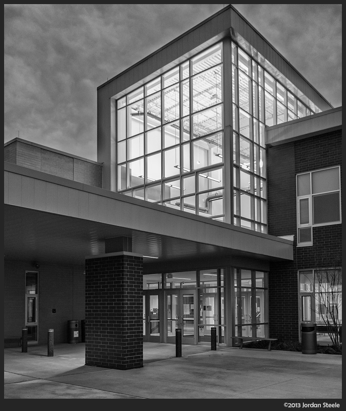 Reynoldsburg High School - Sony DSC-RX100 @ ISO 400
