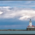 Chicago Harbor Light - Fuji X-E1 with Carl Zeiss 90mm f/2.8 Sonnar