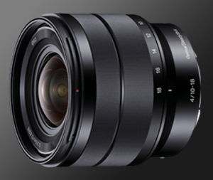 The Sony 10-18mm f/4 OSS