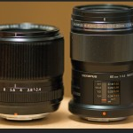 Fujinon 60mm f/2.4 R Macro and Olympus 60mm f/2.8 Macro