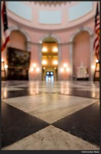 Ohio Statehouse - Fujinon XF 14mm f/2.8 @ f/2.8