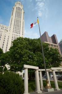 Leveque Tower - Fujinon XF 14mm f/2.8 - Click for full size