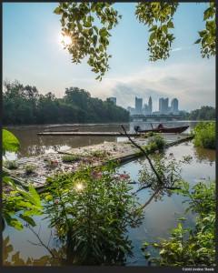 Scioto River - Columbus, OH - Fujifilm X-E1 with Zeiss Touit 12mm f/2.8