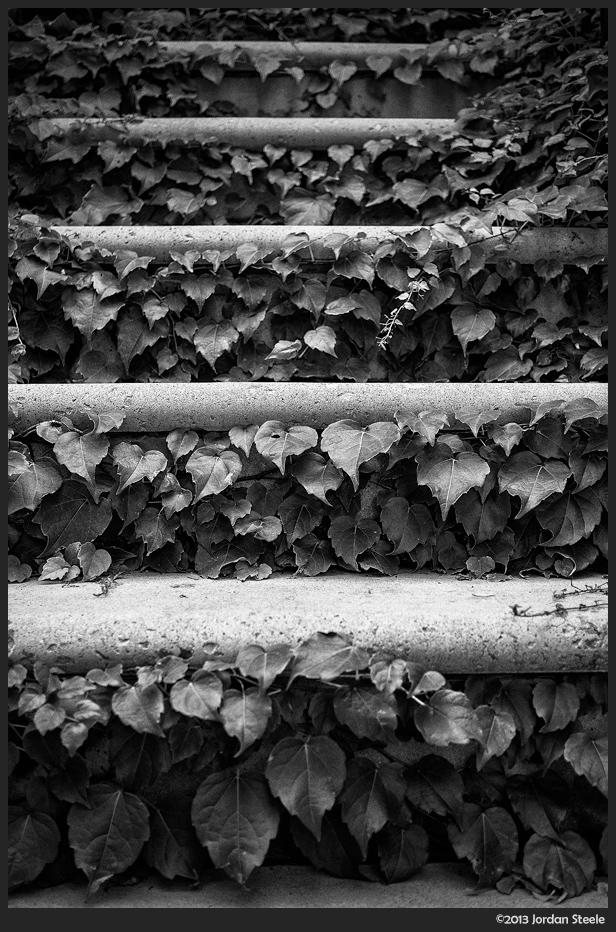 Stairs - Fujifilm X-M1 with Fujinon XF 27mm f/2.8 @ f/2.8