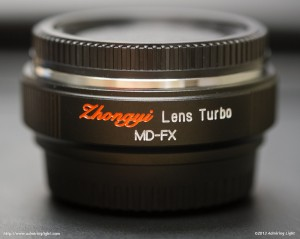 Zhongyi Lens Turbo
