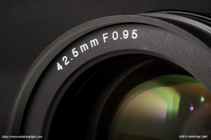 Voigtländer Nokton 42.5mm f/0.95
