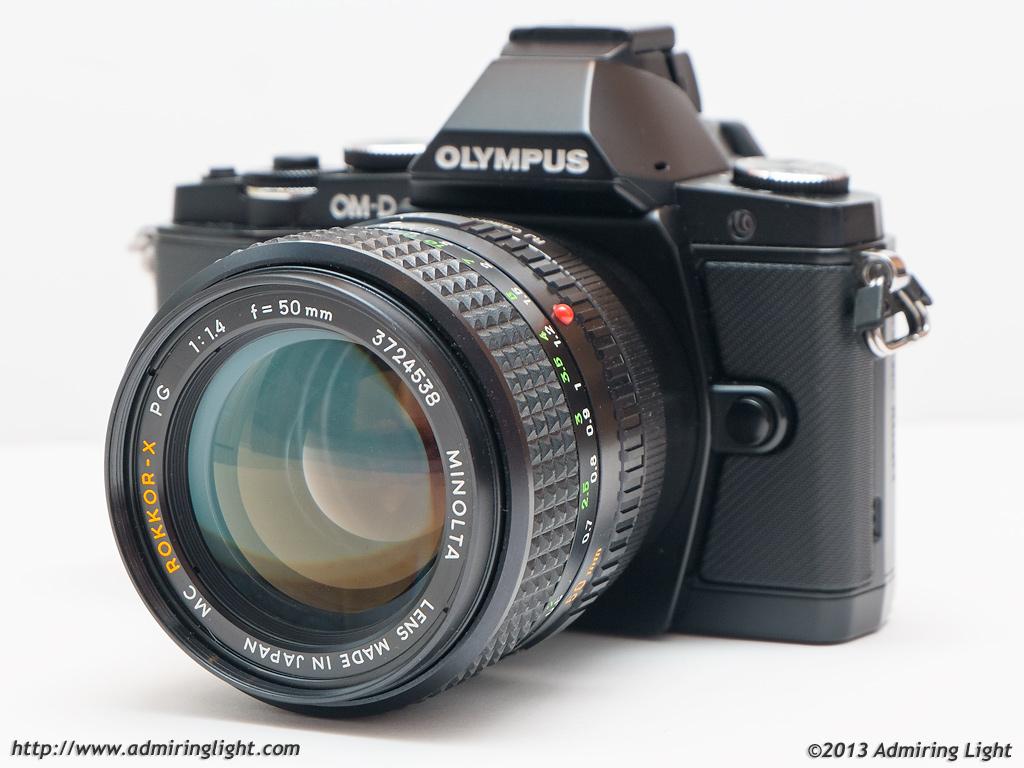using manual focus lenses on mirrorless cameras page 2 of 3 rh admiringlight com olympus om d em 1 user manual olympus omd em5 mark 1 manual
