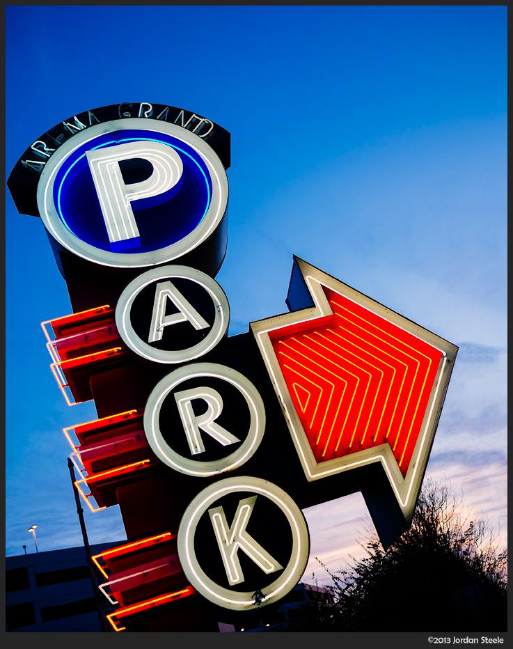 Park! - Fujifilm X-E2 with Fujinon XF 23mm f/1.4 R @ ISO 200