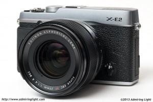 Fujifilm X-E2 with Fujinon XF 23mm f/1.4