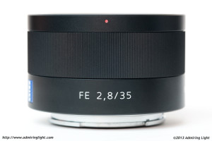 Carl Zeiss FE 35mm f/2.8 Sonnar T* ZA