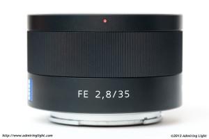 Carl Zeiss FE 35mm f/2.8 Sonnar T* ZA