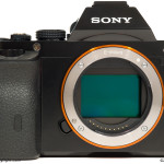 The Sony A7 and it's big full-frame sensor