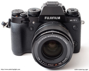 Fujifilm X-T1 - My current camera