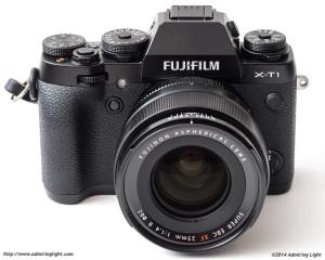 Fujifilm X-T1 - My current camera
