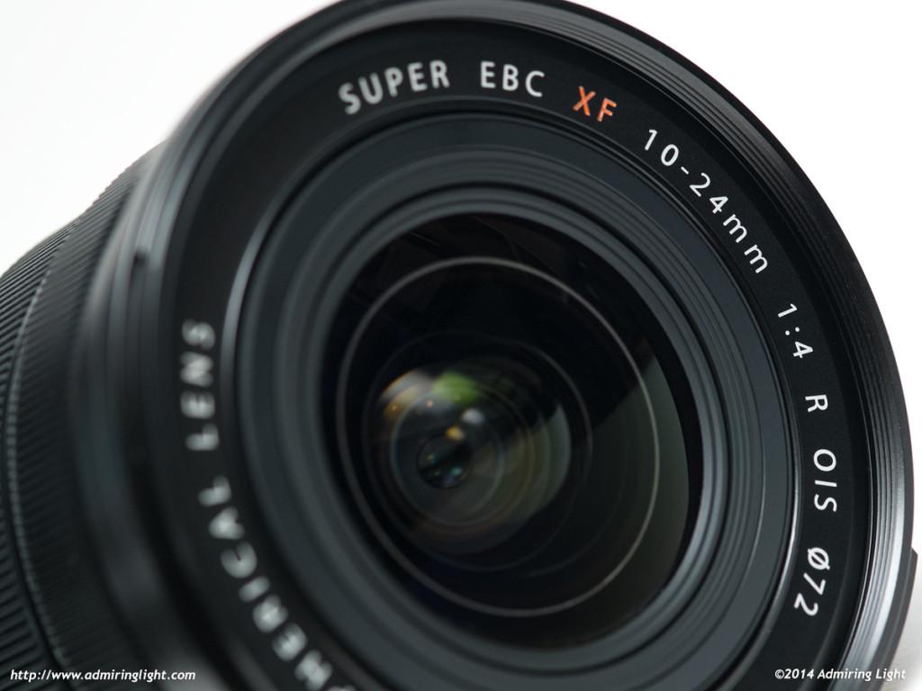 Fujifilm 10-24mm f/4 R OIS