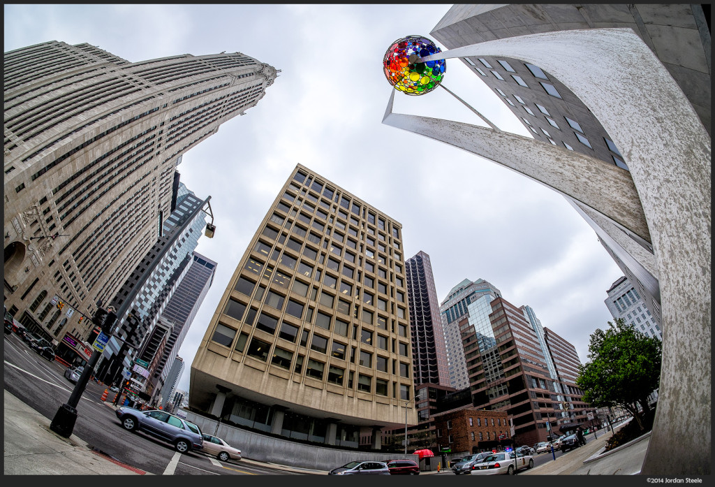 Columbus - Fujifilm X-E2 with Rokinon 8mm f/2.8 UMC Fisheye II