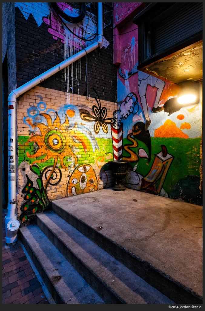 Graffiti - Fujifilm X-E2 with Fujinon XF 10-24mm f/4 R OIS @ 22mm, f/8