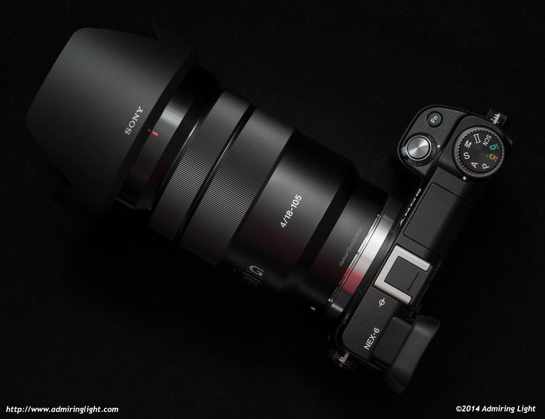 Sony 18-105mm f/4 G OSS on the Sony NEX-6 & Review: Sony E PZ 18-105mm f/4 G OSS - Admiring Light