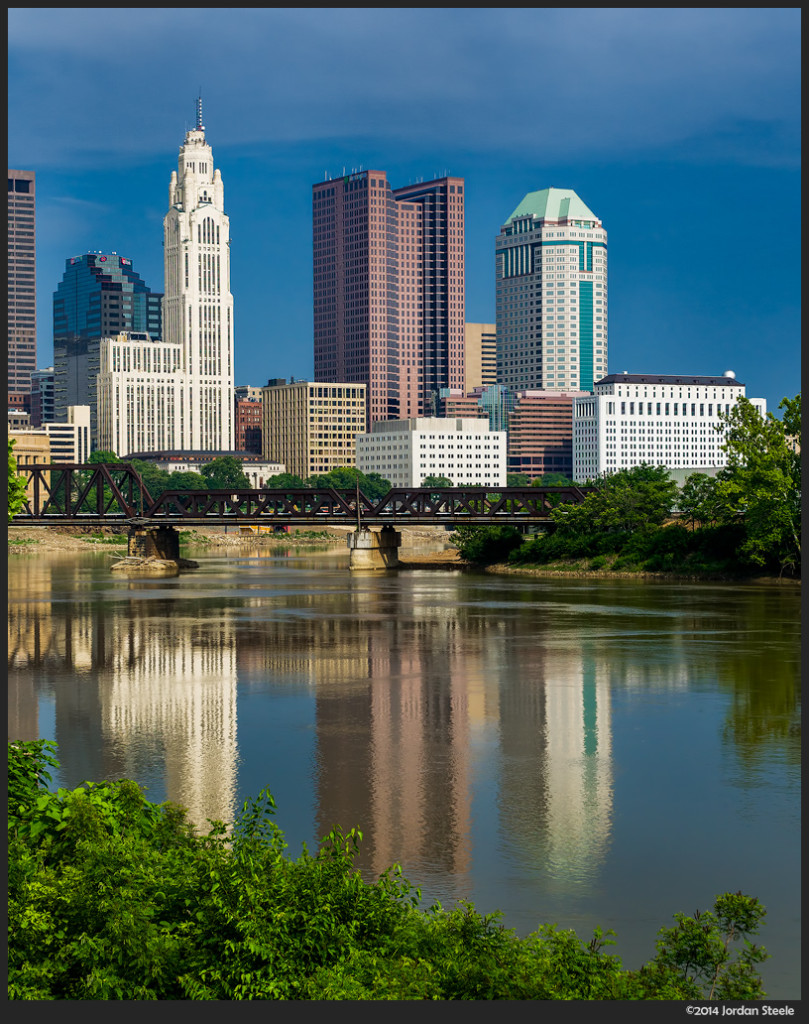 Columbus After the Storm - Sony NEX-6 with Sony 18-105mm f/4 G OSS @ 38mm, f/8, 1/400s