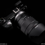 The Zeiss 16-70mm f/4 Vario-Tessar on the Sony NEX-6