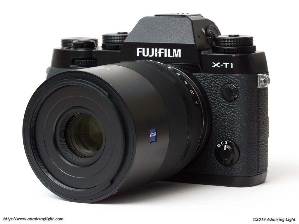 The Zeiss Touit 50mm f/2.8 Makro-Planar T* on the Fujifilm X-T1
