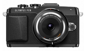 Leaked image of the Olympus E-PL7