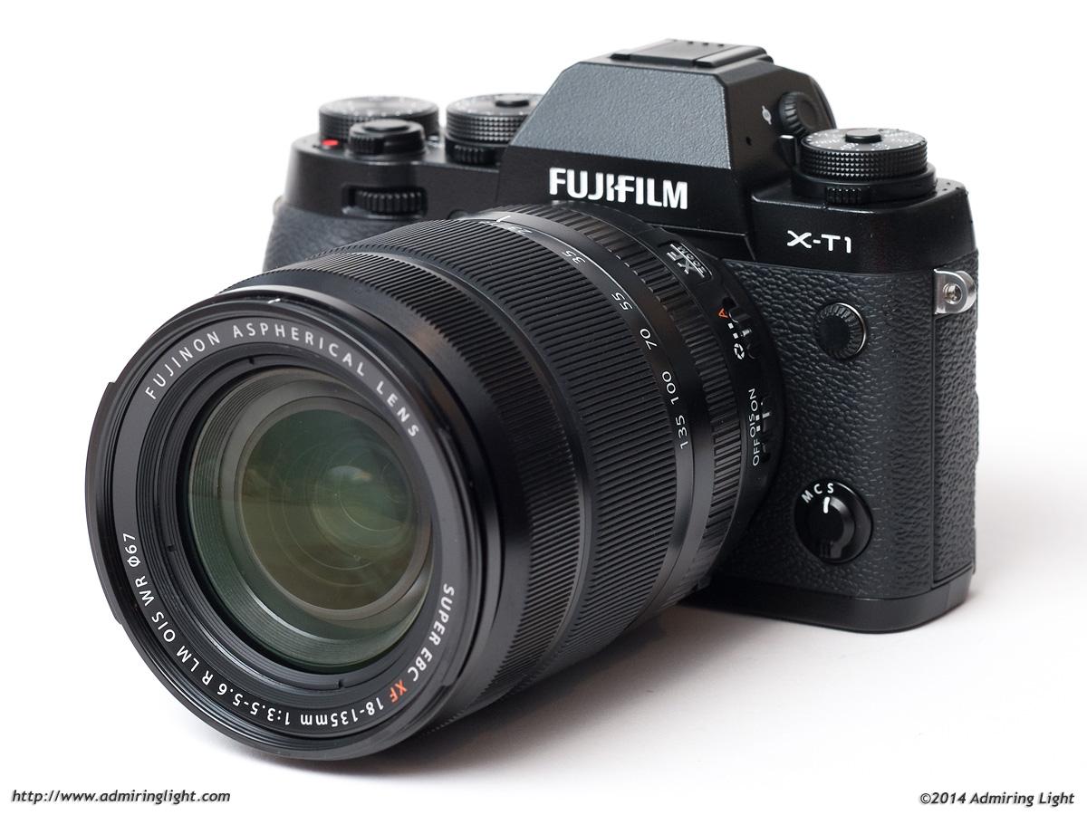 Review Fujifilm Fujinon Xf 18 135mm F 35 56 R Lm Ois Wr Xf18 55mm F28 4 The On