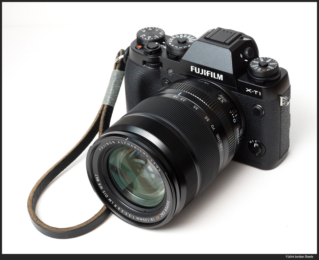 Review: Fujinon 18-55mm lens and image stabilization ...