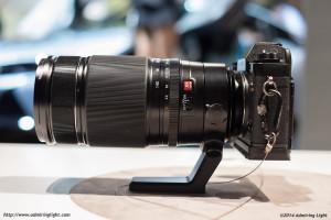 Fuji's new 50-140mm f/2.8