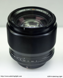 The new 90mm f/2