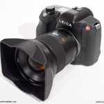 Leica's new S Type 007, a CMOS based medium format DSLR