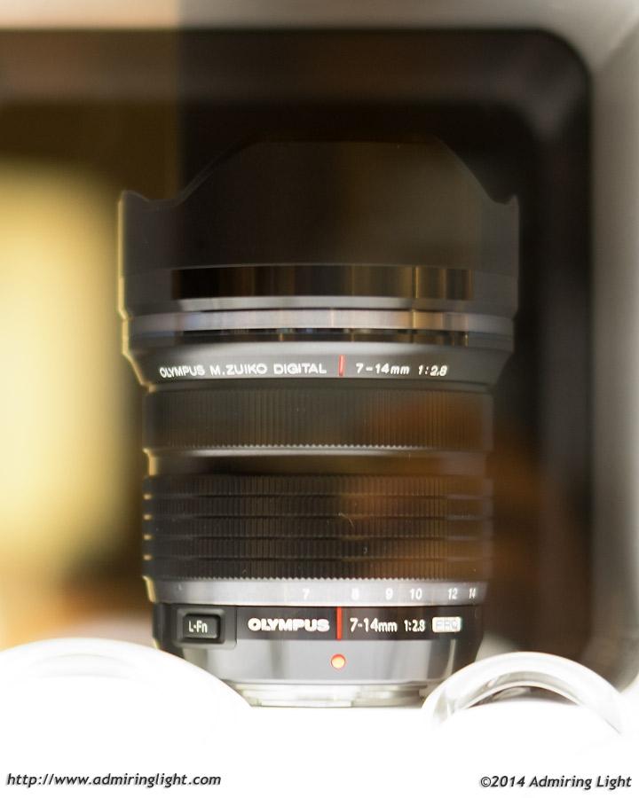 Olympus 7-14mm f/2.8