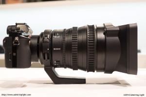 Sony 28-135mm f/4 PZ