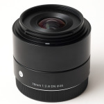 Sigma 19mm f/2.8 DN Art