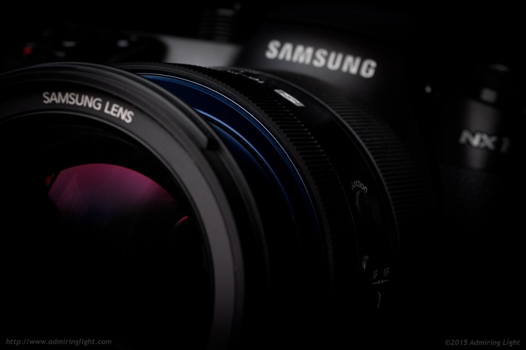 The Samsung 16-50mm f/2-2.8 S ED OIS
