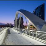 Main Street Bridge - Fujifilm X-T1 with Fujinon XF 16-55mm f/2.8 @ 16mm, f/8, 1.9s