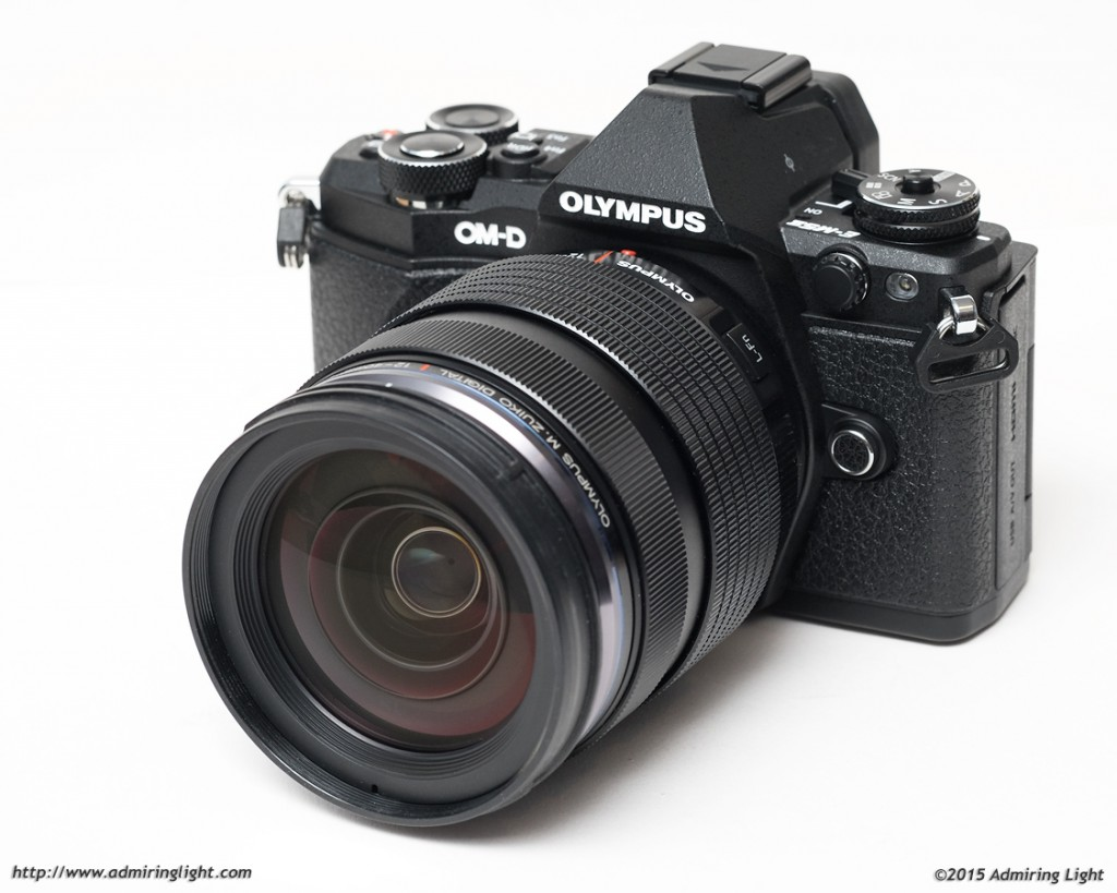 Olympus OM-D E-M5 Mark II with Olympus 12-40mm f/2.8