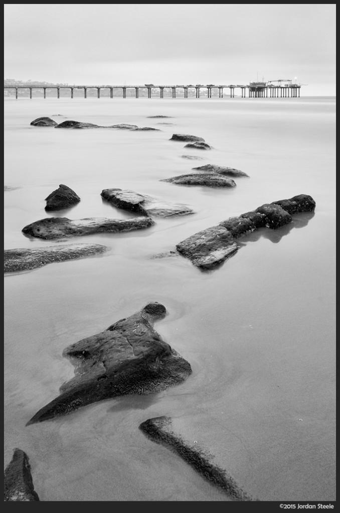 Scripps Pier, La Jolla, CA - Fujifilm X-T1 with Fujinon XF 10-24mm f/4 @ 24mm, f/16, 1m 30s, ISO 200