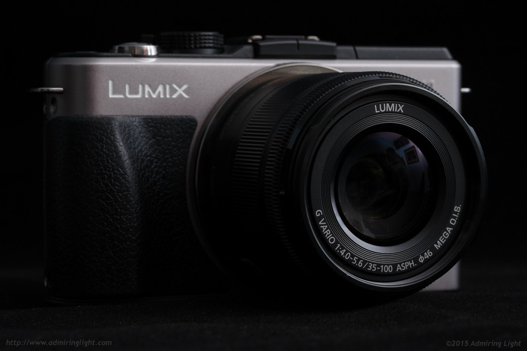 Panasonic 35-100mm f/4-5.6 OIS on the Lumix GX1