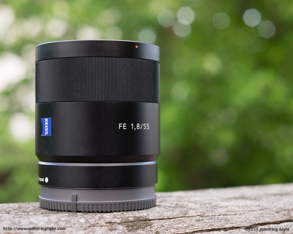Zeiss FE 55mm f/1.8 ZA Sonnar T*